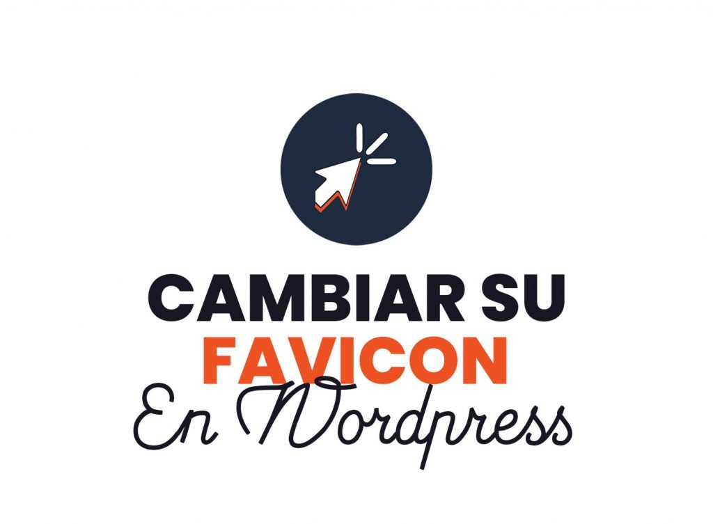 como cambiar favicon wordpress