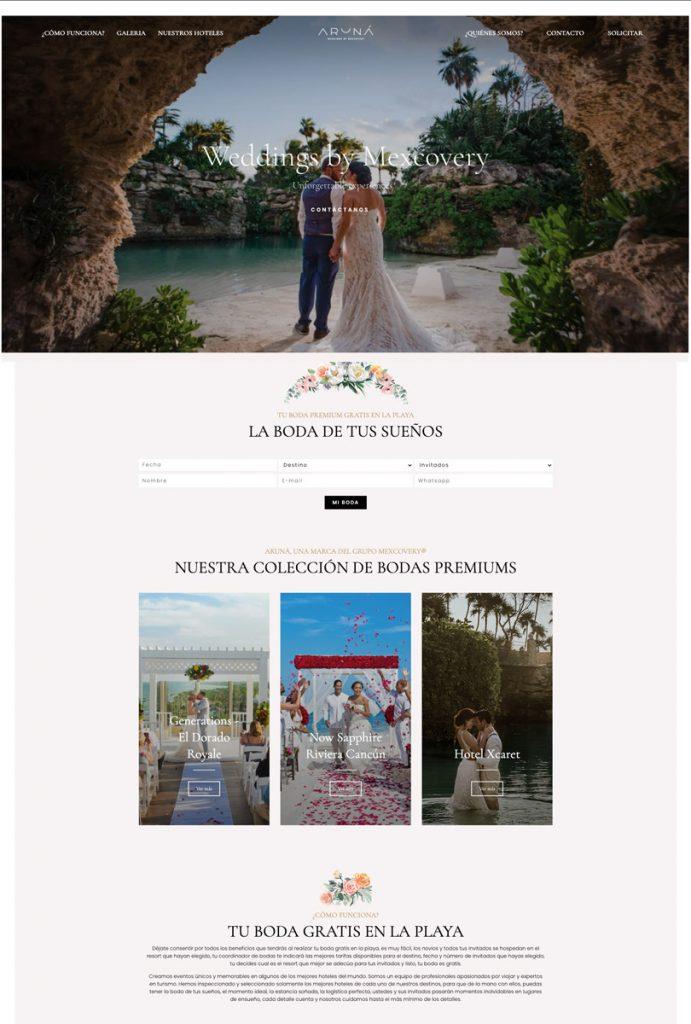 portafolio paginas web digiclic